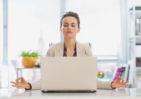 מדיטציה יומיומית משפיעה לחיוב על הרגשות ותורמת לשיפור מערכות יחסים (צילום: shutterstock)