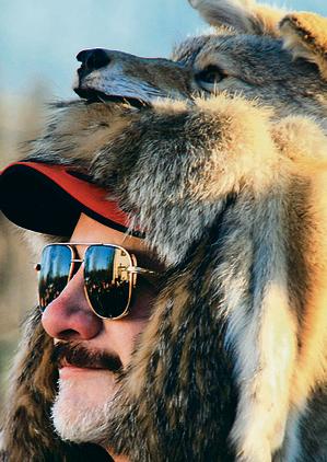 תושב טלקיטנה בזמן הפסטיבל   צילום: עופר גלמונד