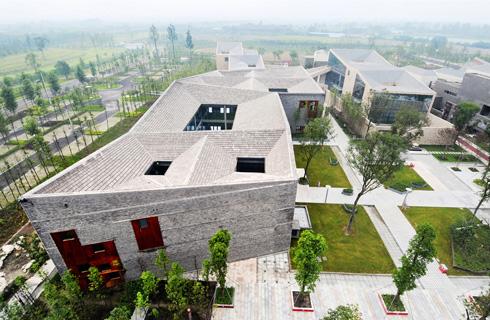 האם ההצעה הקודמת הייתה מושפעת-מדי מבניין קיים? לחצו לסיפור המלא (צילום: Courtesy of Höweler & Yoon Architecture)