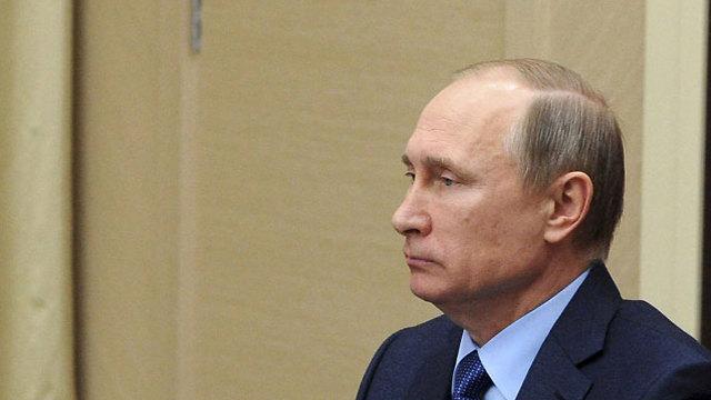 תחת מתקפה אירווזיונית.נשיא רוסיה, ולדימיר פוטין (צילום: רויטרס  ) (צילום: רויטרס  )