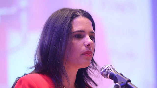 Ayelet Shaked (Photo: Motti Kimchi) (Photo: Motti Kimchi)