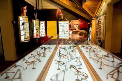 מוזיאון המשקפיים החדש (צילום: אורית פניני)