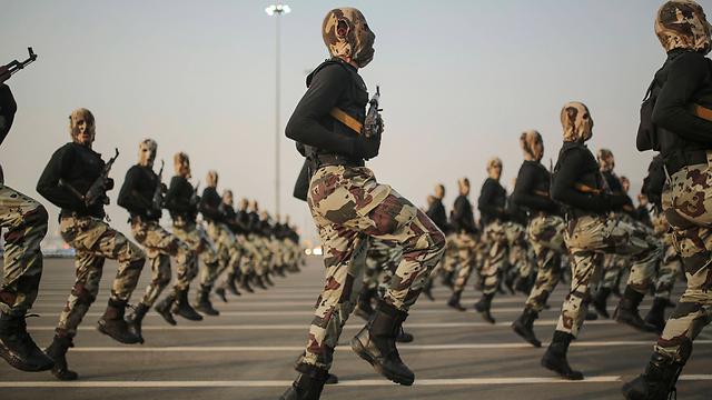 Saudi soldiers (Photo: AP)
