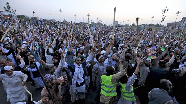 בין שלוש המדינות שמובילות בהוצאות להורג. פקיסטן (צילום: רויטרס) (צילום: רויטרס)