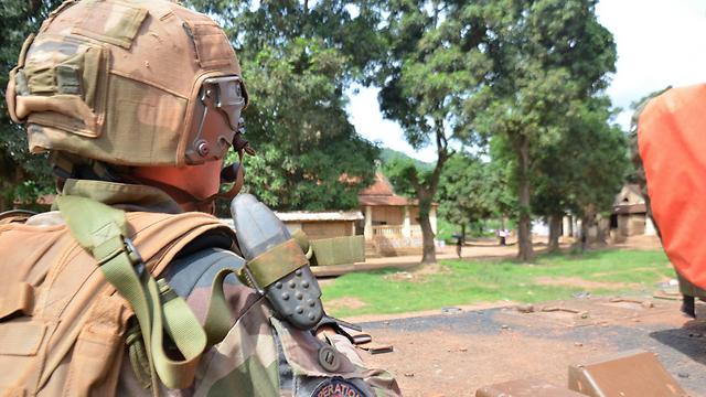 """האו""""ם מתאים את עצמו לאתגרים בנכונות לנקיטת עמדה גם ללא הסכמת הצדדים (צילום: AFP)"""