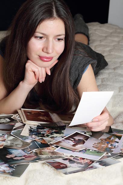 הילדה שהייתי ידעה שיש לה מזל ושהכל יסתדר (צילום: Shutterstock)