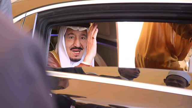 מלך סעודיה סלמאן בן עבד אל-עזיז (צילום: AFP) (צילום: AFP)