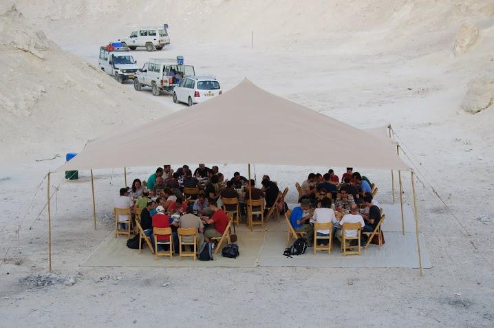 קמפינג בשטח של דרכי מדבר (צילום: הראל זלצר) (צילום: הראל זלצר)