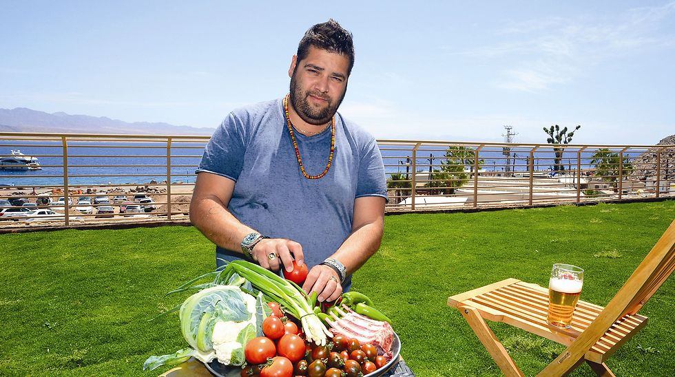 אייל סמוראי - עזב את תל אביב לטובת אילת (צילום: יוסי דוס-סנטוס)