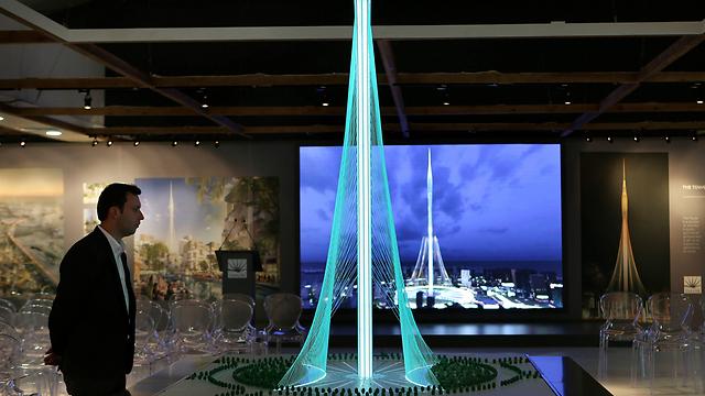 המגדל החדש. ישבור שיאים (צילום: AP) (צילום: AP)