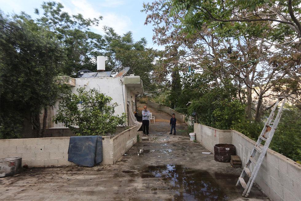 The Tutunuji home. (Photo: Gil Yohanan)