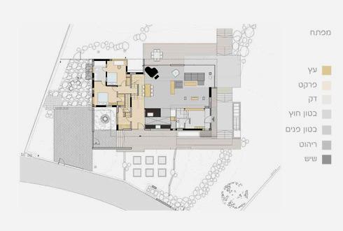 תוכנית הבית (תוכניות: קדם שנער עיצוב ואדריכלות)