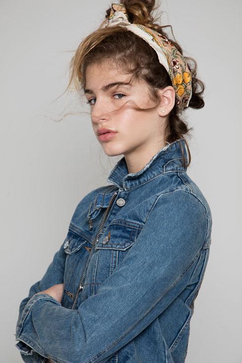 ז'קט ג'ינס, זאדיג & וולטר (צילום: יניב אדרי)