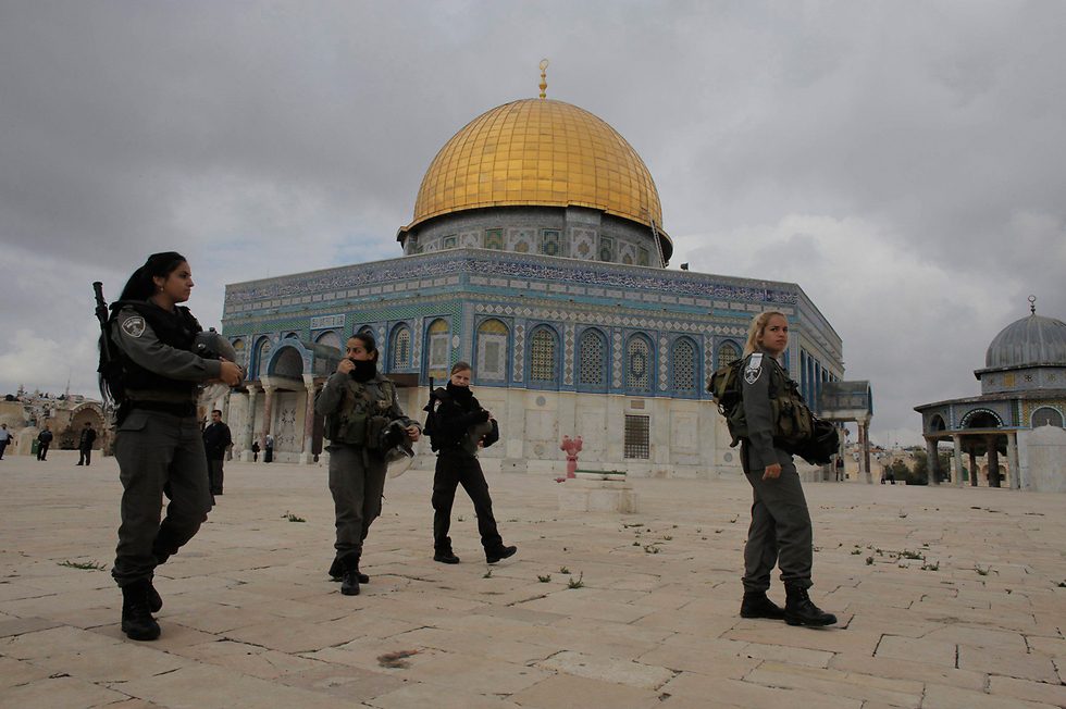 Temple Mount (Photo: Reuters)