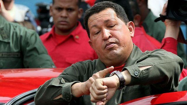 צ'אבס. מנהיג מיתולוגי (צילום: AFP ,Leo Ramirez) (צילום: AFP ,Leo Ramirez)