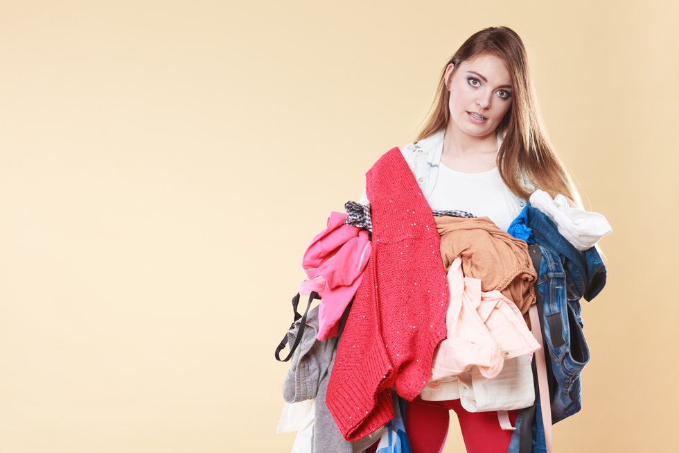 איך לצאת מהבלגן בשיטת מארי קונדו, ולנקות בצורה יעילה ובריאה? כנסו, כנסו (צילום: shutterstock)