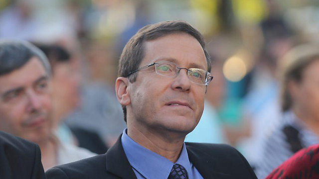 Zionist Union Chairman Isaac Herzog, Photo: Moti Kimchi