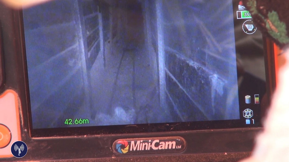 """מראה המנהרה מבפנים  (צילום: דובר צה""""ל) (צילום: דובר צה"""