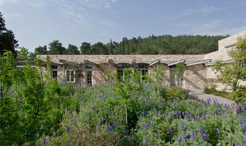בית מאבן בגליל המערבי. לחצו לכתבה המלאה (צילום: עודד סמדר)