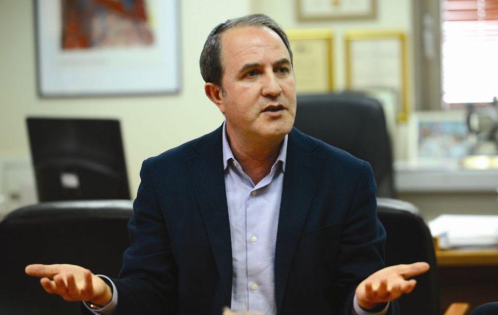 ראש העיר אשדוד יחיאל לסרי (צילום: אבי רוקח) (צילום: אבי רוקח)