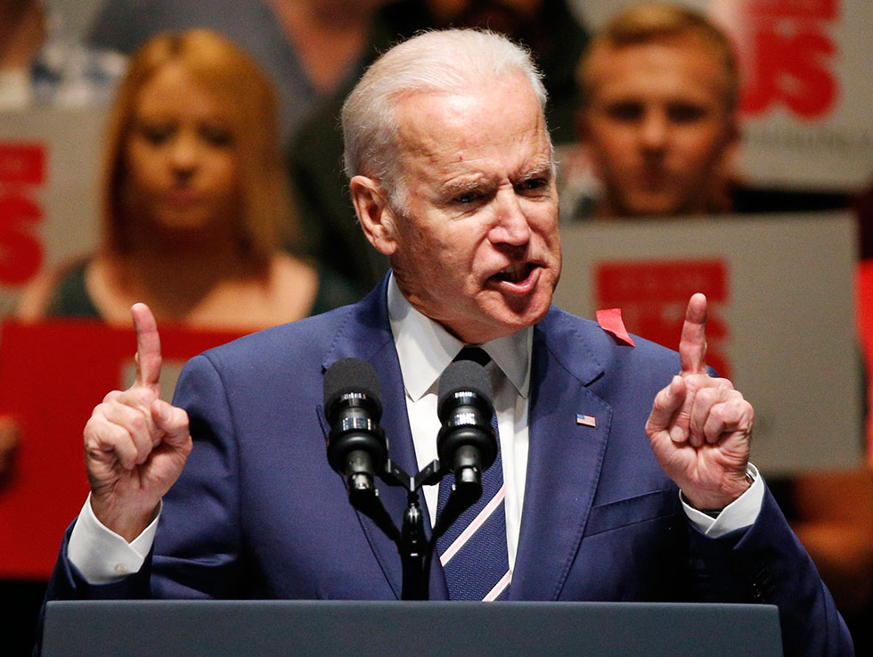 US VP Joe Biden, Photo: AP