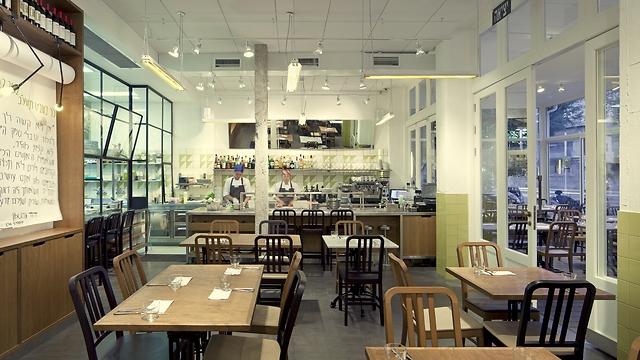 """מסעדת """"שולחן"""" של עומר מילר שנסגרה אחרי 4 שנים בפינה (צילום: יח""""צ)"""