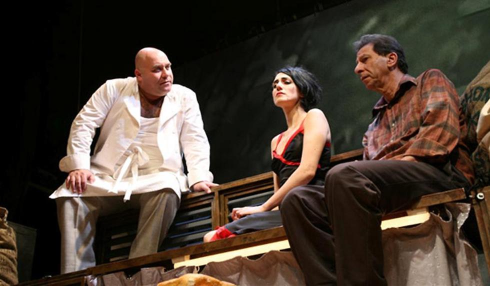 """בנדק: """"הביא הסטנדרטים אחרים לתיאטרון"""" (צילום: ז'רר אלון) (צילום: ז'רר אלון)"""
