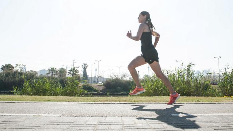 את יכולה לרוץ יותר מהר (צילום: סולאל פקיאל)