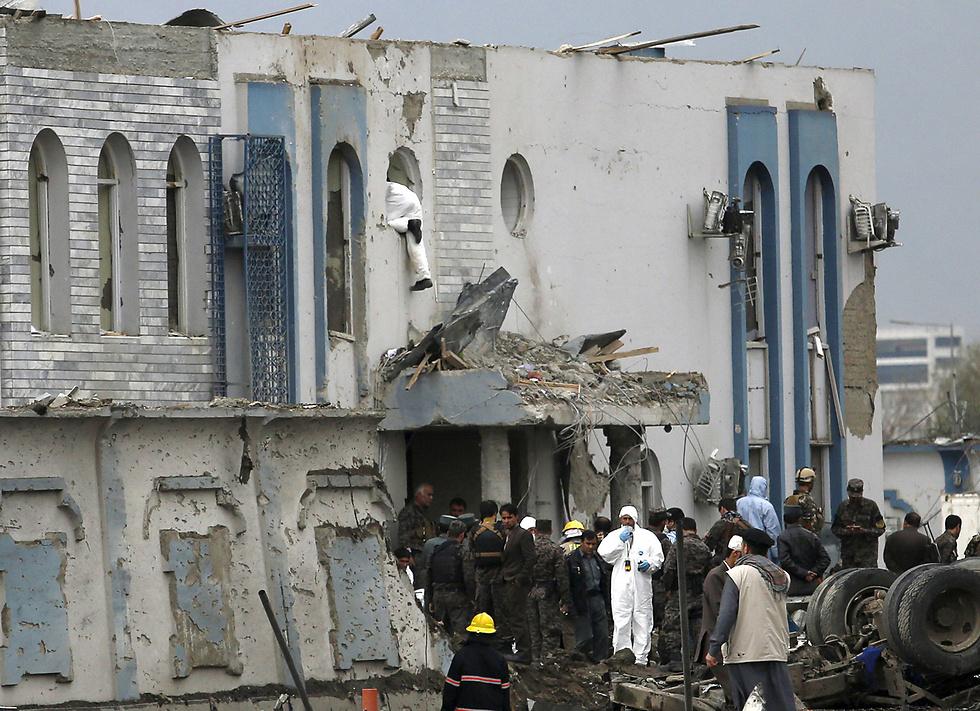 אלפי בני אדם נהרגו מתחילת השנה במתקפות של הטליבאן וארגוני הטרור האיסלאמיסטיים בקאבול וברחבי אפגניסטן (צילום: רויטרס)