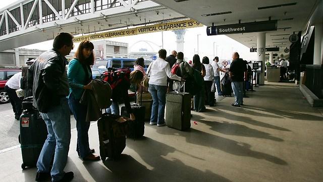 איך מתמודדים עם איום הטרור בשדות התעופה - וללא מאבטחים (צילום: Gettyimages) (צילום: Gettyimages)