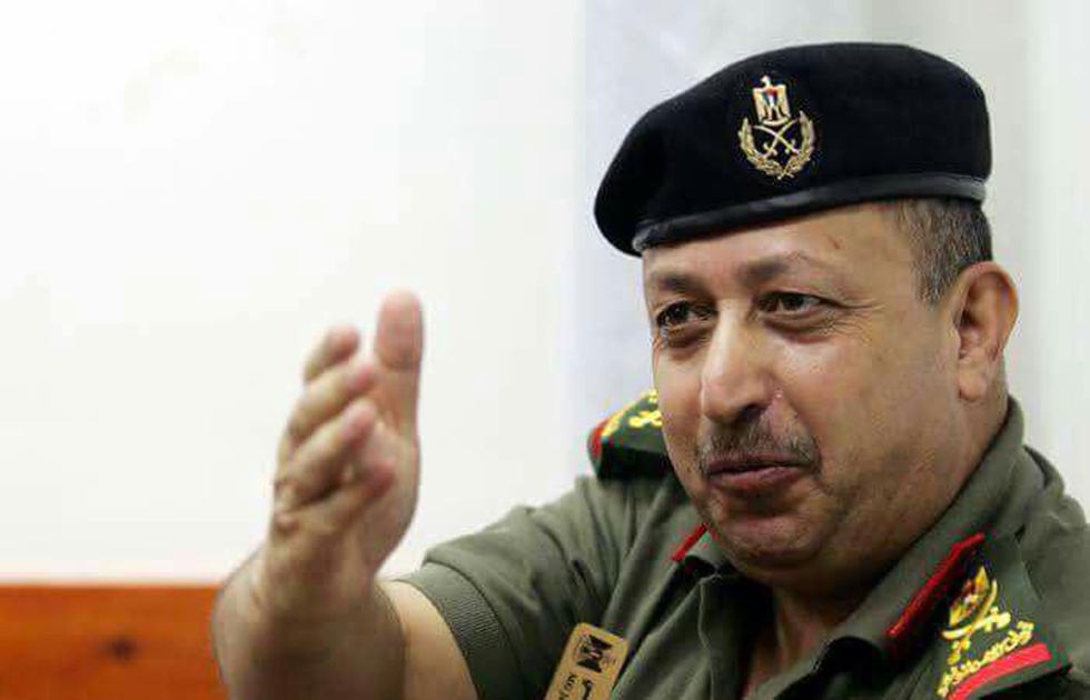 Maj.-Gen. Jihad al-Jayousi