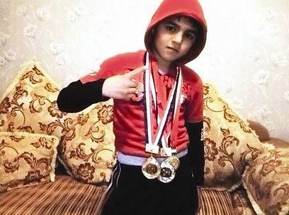 אלוף טג'יקיסטן לנוער. ספאר נסייב