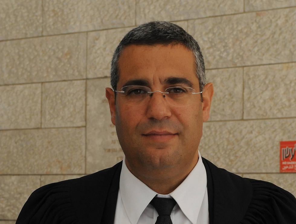 """עו""""ד רונן רוזנבלום (צילום: ישראל יוסף)"""