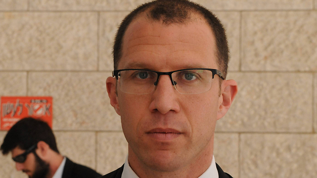 Attorney Tal Shapira  (Photo: Israel Yosef)
