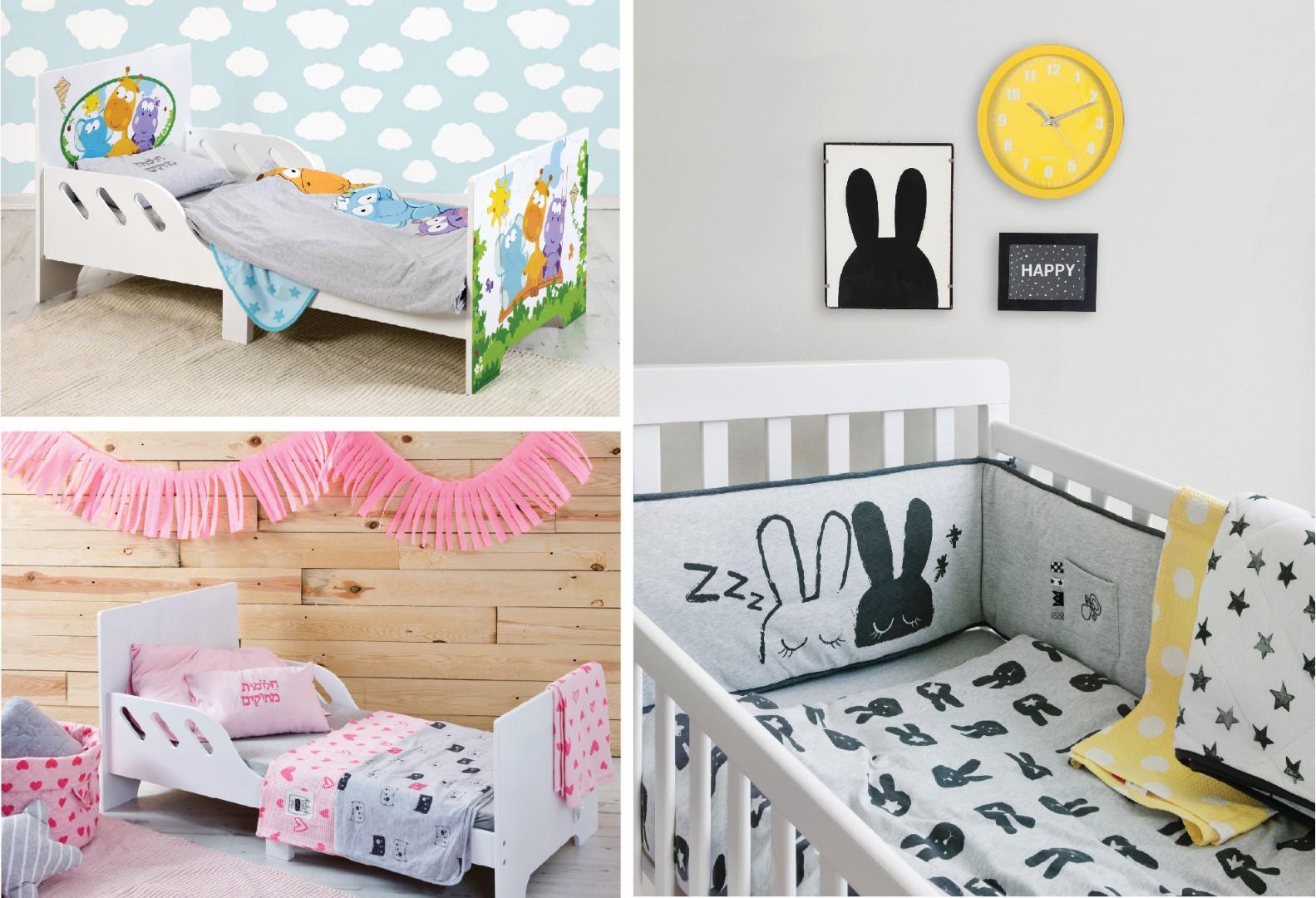 חדרי ילדים מעוצבים לשילב (צילום: דני לרנר) (צילום: דני לרנר)