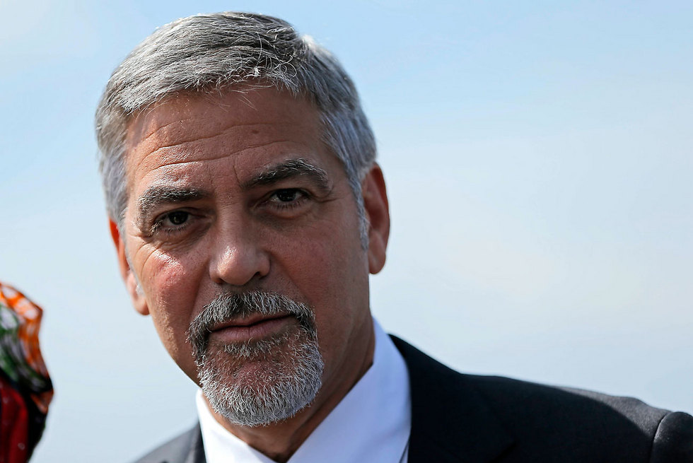 Actor and activist George Clooney (Photo: AP) (Photo: AP)
