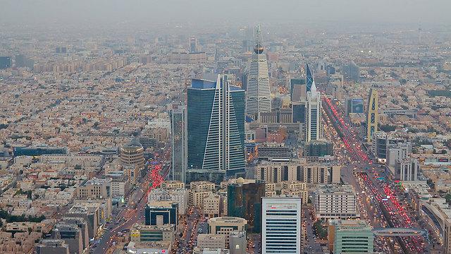 """ריאד, בירת סעודיה. """"כבר הפסדנו מאות מיליארדי דולרים"""" (צילום: shutterstock) (צילום: shutterstock)"""