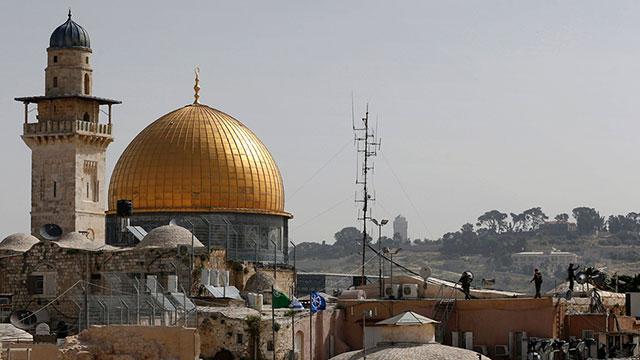 Al-Aqsa Mosque (Photo: AFP)  (Photo: AFP)