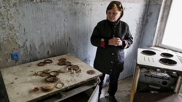 טטיאנה צ'רניאבסקי, 65 (צילום: רויטרס) (צילום: רויטרס)