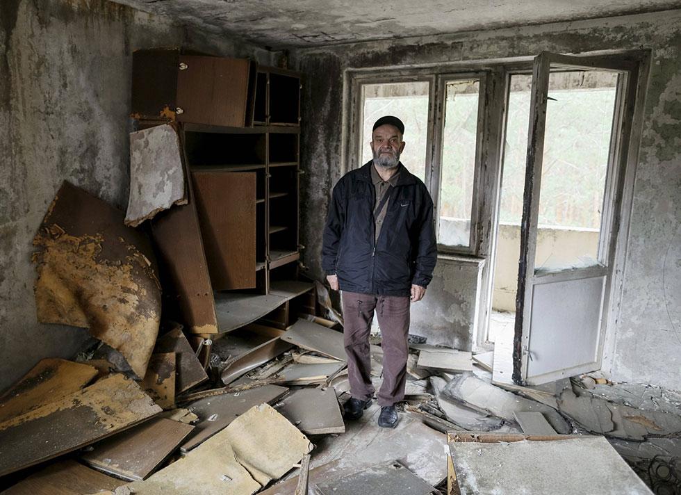 ניקולאי צ'רניאבסקי, 66 (צילום: רויטרס) (צילום: רויטרס)
