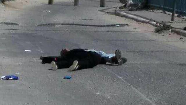 Terrorists shot dead at Qalandiya checkpoint