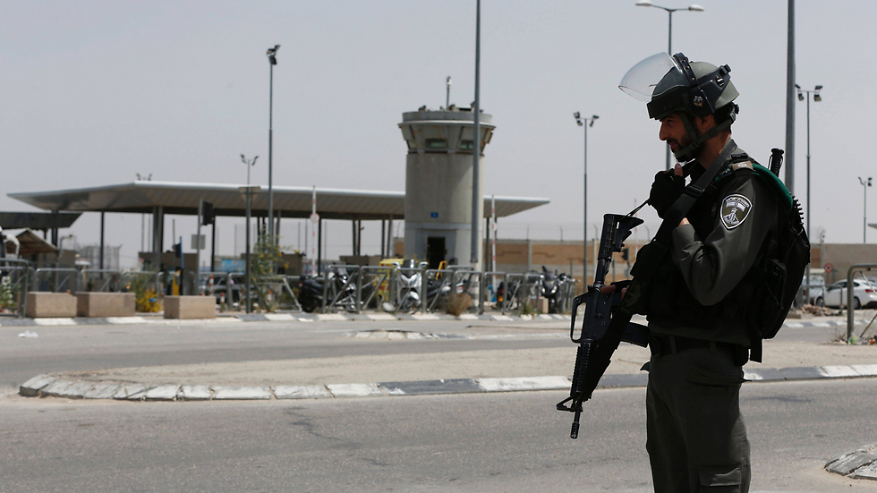 The Qalandiya checkpoint (Photo: AFP)