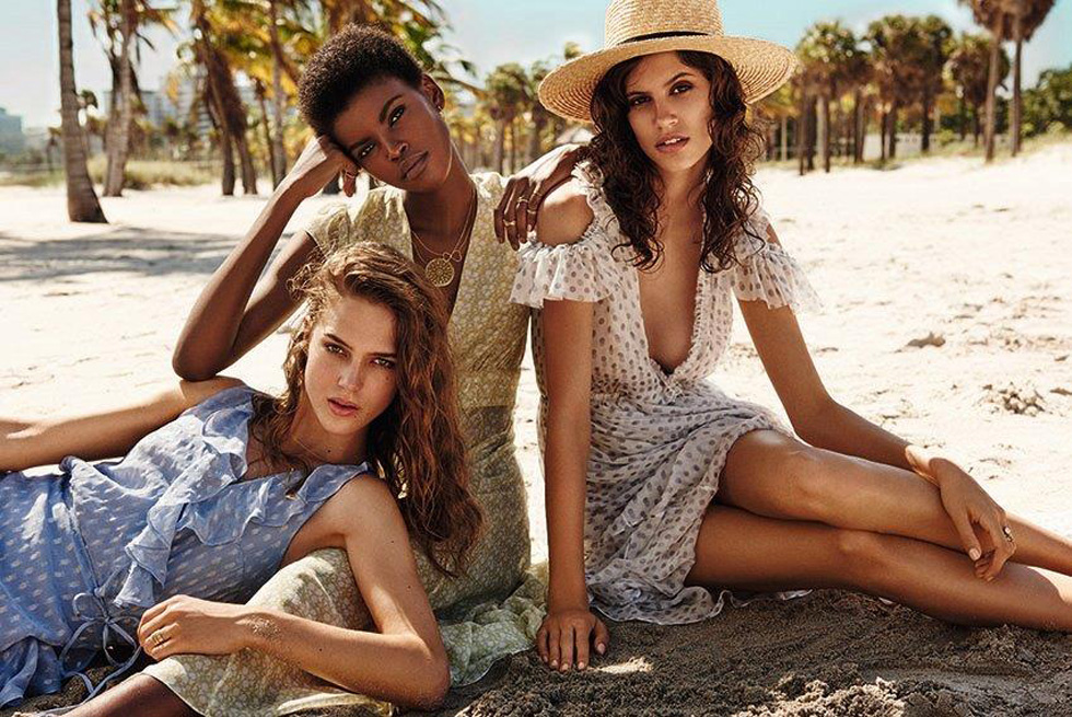 טופשופ. קולקציית הקיץ של מותג האופנה האנגלי נמכרת מעתה גם באתר אונליין ישראלי
