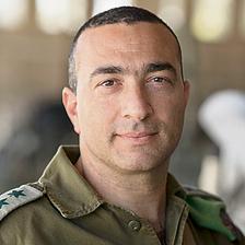 """אל""""מ ישראל שומר: """"אני עצמי, לילה-לילה, כולל שישי-שבת, נמצא בעומק השטח"""""""