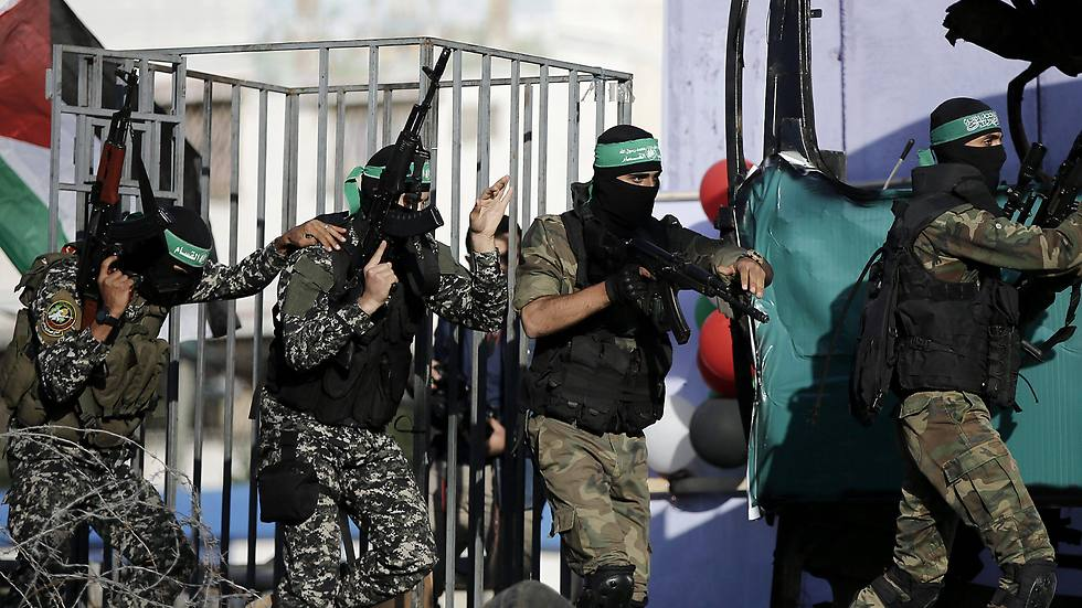 Hamas hate rally (Photo EPA)