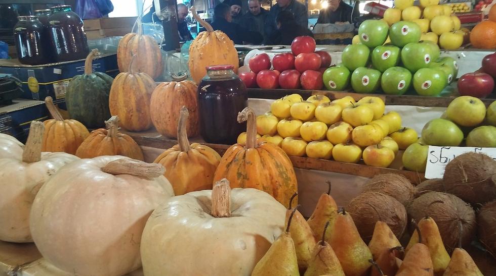 פירות העונה - בכל עונה (צילום: מור אלזון) (צילום: מור אלזון)