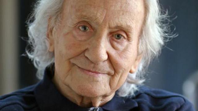 Noah Klieger at 75 (Photo: Dana Koppel)