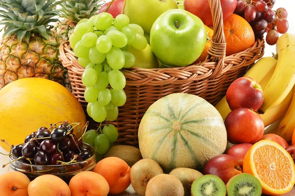 פירות. שומרים על המערכת החיסונית של הגוף (צילום: shutterstock)