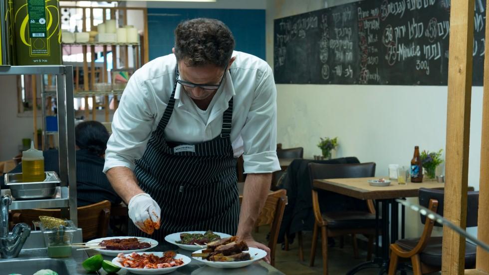 שף ירון קסטנבוים (צילום: ירון ברנר)
