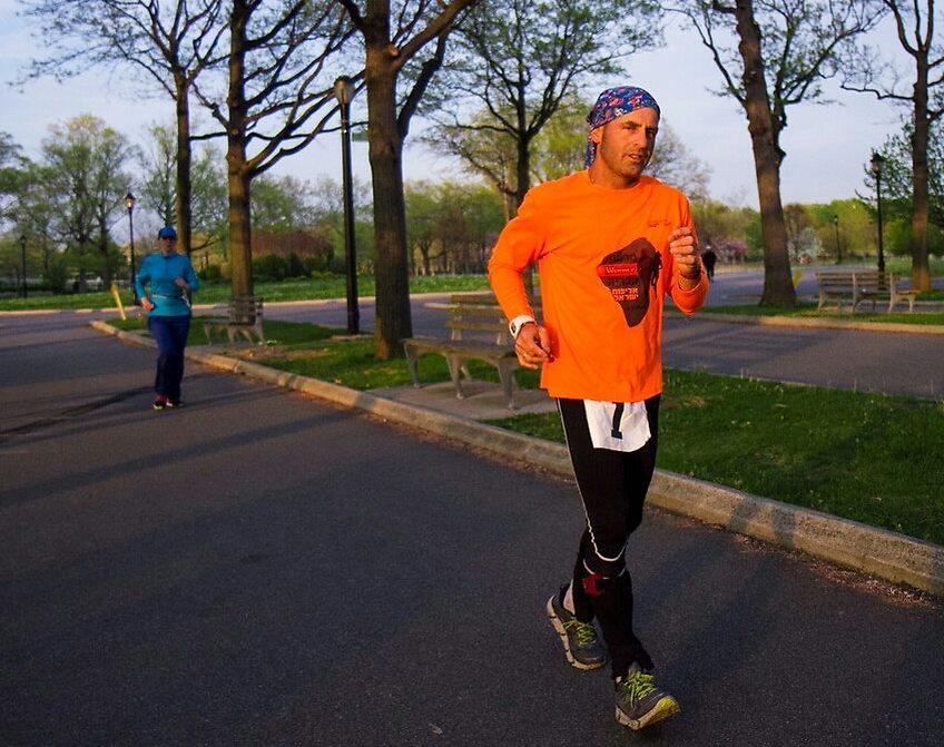 הכהן הגדול של ריצות אולטרה-מרתון
